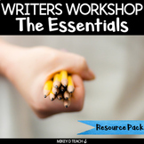 Writer's Workshop - The Essentials - Narrative, Opinion, I