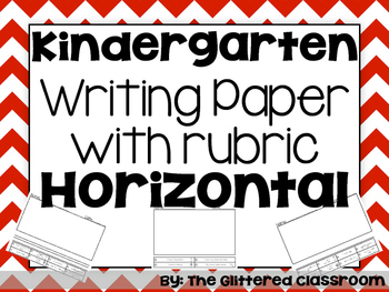 Writer's Workshop Paper (Horizontal)