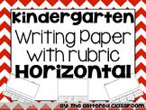 Writer's Workshop Paper (Horizontal)