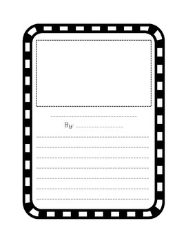 Writer's Workshop Paper (Primary)