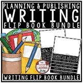 Writer's Workshop Planning & Publishing Flip Books -Narrative, Expository & More