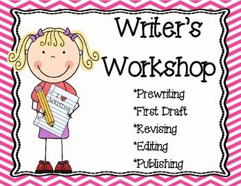 Writer's Workshop Poster