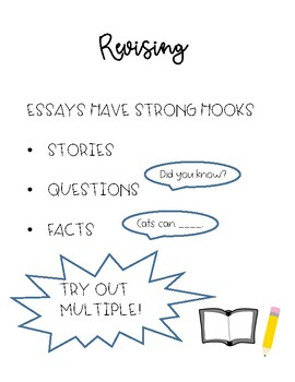 Writer's Workshop Revising