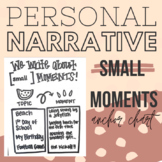 Writer's Workshop Small Moment Anchor Chart