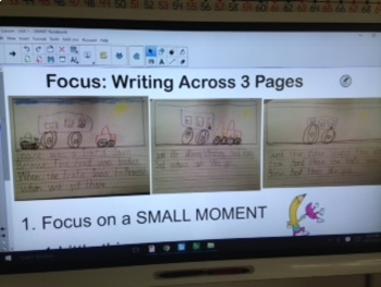 Writer's Workshop - Small Moments - Unit 1 Lucy Calkins - Grade 1