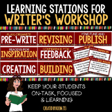 Writer's Workshop Stations