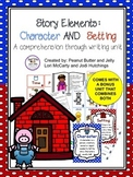 Story Elements: Character & Setting BUNDLE -A Comprehension Through Writing Unit