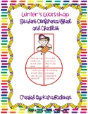 Writer's Workshop: Student Conference Wheel and Checklist