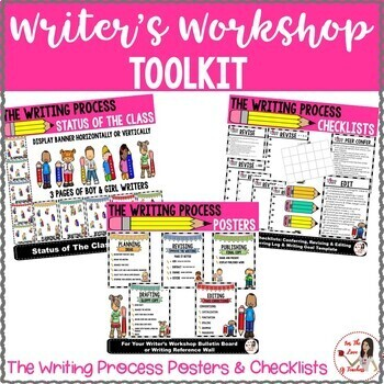 Writer's Workshop Toolkit
