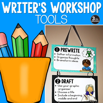 Writer's Workshop Tools {FREEBIE}