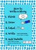 Writer's Workshop-Unit 2: Kindergarten Conventions-Lesson Plans {Common Core}