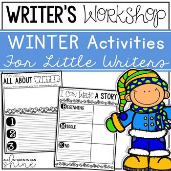 Writer's Workshop {Winter Activities}