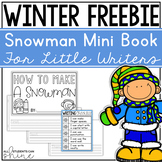 Writer's Workshop - Winter FREEBIE