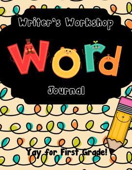 Writer's Workshop Word Journal
