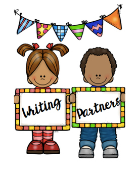 Writer's Workshop: Writing Partners by First Grade ...
