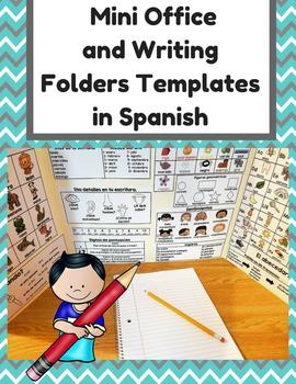 Writer's Workshop in Spanish Office & Folders (Taller de E