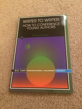 Writer to Writer: How to Conference Young Authors