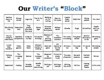 """Writer's """"Block"""""""
