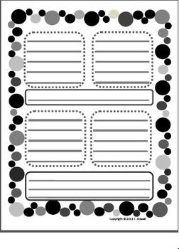 Writers' Block Graphic Organizers... Simplify the Writing Process