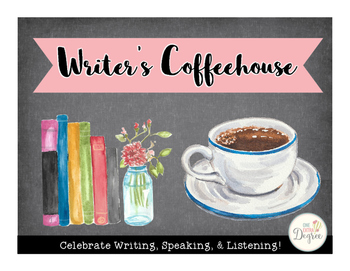 Writer's Coffeehouse Starter Kit!