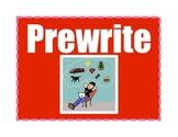 Writer's Corner Poster Set
