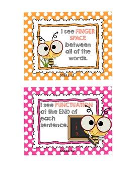Writer's Eye Poster Set