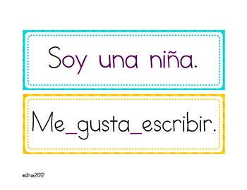 Writer's Eye in Spanish