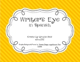 Writer's Eye in Spanish
