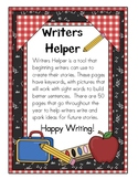 Writers Helper