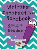 Writers' Interactive Notebook: Punctuation Freebie
