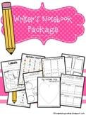 Writer's Notebook Package {K-2}