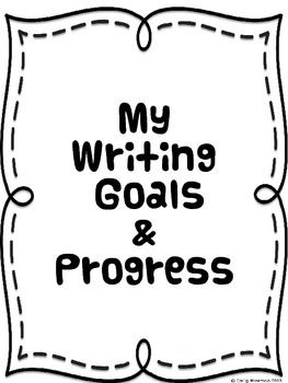 Writer's Notebook- Writer's Workshop