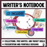Writer's Notebook: Writing from Lists, Free Writing, and T