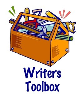 Image result for writer's tool box graphics