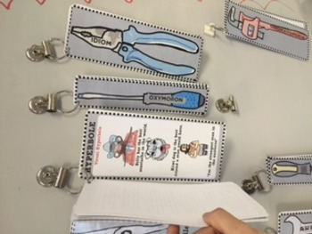 Writer's Toolkit Centers Figurative Language Cute and Fun Writing and Reading