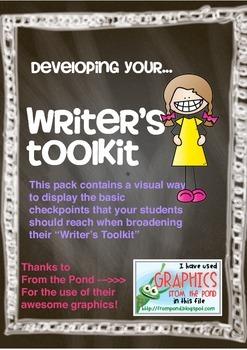 Writer's Toolkit Pack