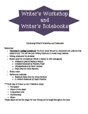 Writer's Workshop Unit