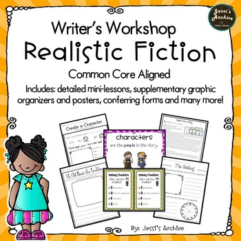Writer's Workshop : Realistic Fiction