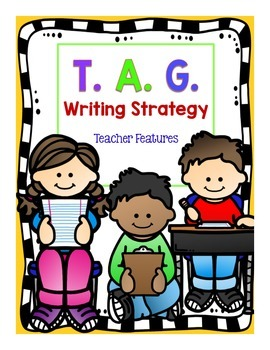 Writers Workshop: T.A.G. Strategy