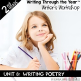 Writers Workshop 2nd Grade Unit EIGHT Poetry Writing
