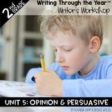 Writers Workshop 2nd Grade Unit FIVE
