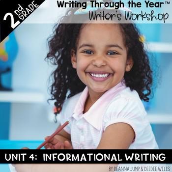 Writers Workshop 2nd Grade Unit FOUR