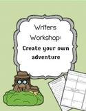 Writer's Workshop: Adventure Story Style