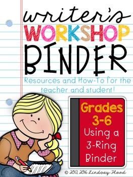 Writer's Workshop Binder