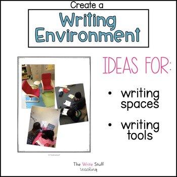 Writer's Workshop Binder and Starter Kit (The Write Stuff)