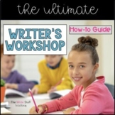 Writer's Workshop Guide and Starter Kit (The Write Stuff)