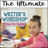 Writers Workshop Guide and Starter Kit