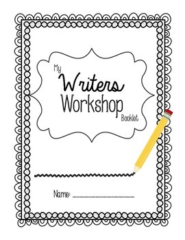 Writers Workshop Booklet