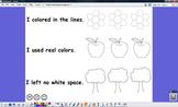 Writers' Workshop Coloring and Drawing Rubrics -- Promethean Board