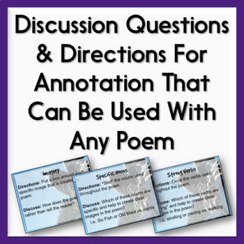 Writing Workshop Coming of Age Poems as Mentor Texts